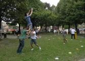 i ragazzi dell'U14 ci mostrano le loro abilità in sollevamento